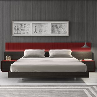 Elida Platform Bed by Orren Ellis