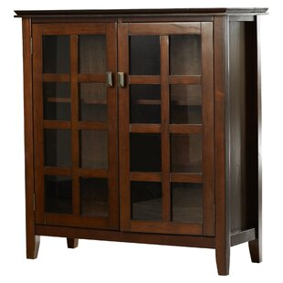 Gosport 2 Door Accent Cabinet by Three Posts