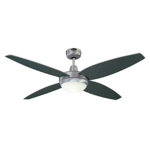 ceiling fan outdoor. 132cm havanna 4-blade ceiling fan with remote outdoor