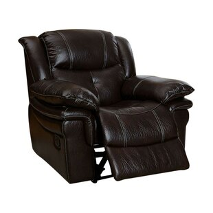 Chuan Transitional Manual Recliner by Red Barrel Studio