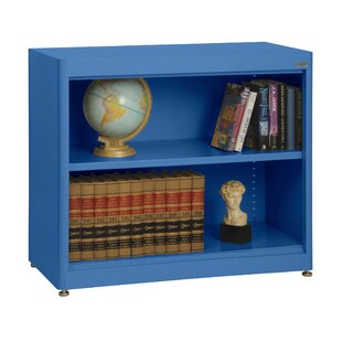 Reviews Elite Radius Edge Standard Bookcase by Sandusky Cabinets