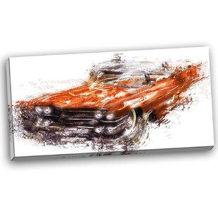 Classic Car Art Wayfair