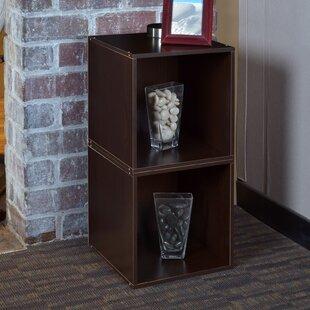 Rebrilliant Cube Unit Bookcase (Set of 2)