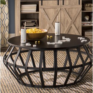 Arcturus Coffee Table with Tray Top