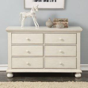 Lia 6 Standard Dresser by Ophelia & Co.