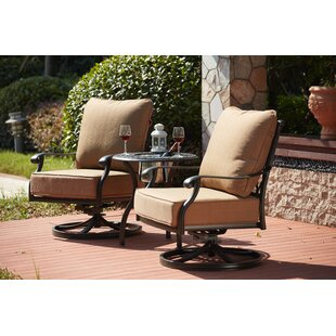 Waconia 3 Piece Conversation Set with Cushions