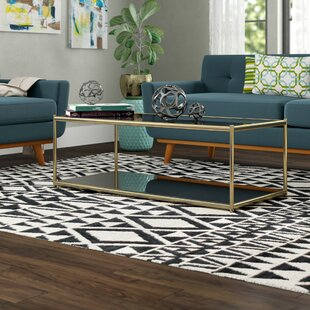 Shop for Marshal Coffee Table by Wade Logan Reviews (2019) & Buyer's Guide