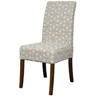 Bartram Upholstered Dining Chair (Set of 2) Red Barrel Studio