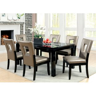 Vanderbilte 7 Piece Dining Set