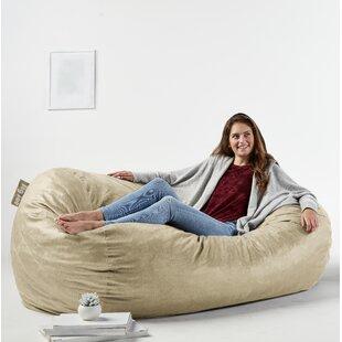 Big Joe Media Bean Bag Sofa ByComfort Research
