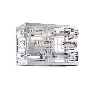 CWI Lighting Petia 1-Light Candle Wall Light