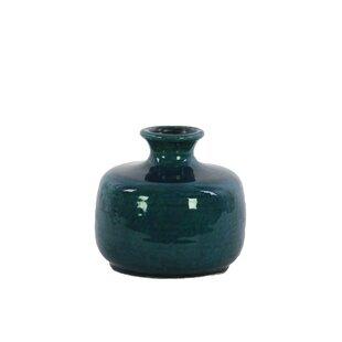 Ceramic Cylindrical Table Vase