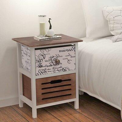 Nachttisch Brunswick   Schlafzimmer > Nachttische   Mdf   Brambly Cottage