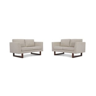 Alisson 2 Piece Standard Living Room Set by Sand & Stable™