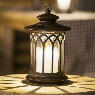 Round Plastic Lantern