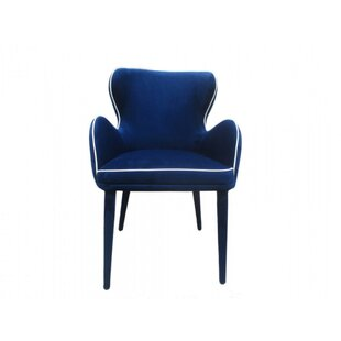 Azurite Upholstered Dining Chair Brayden Studio