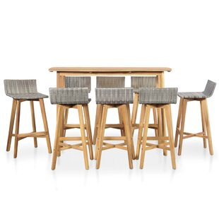 Fortson 8 Seater Dining Set By Sol 72 Outdoor