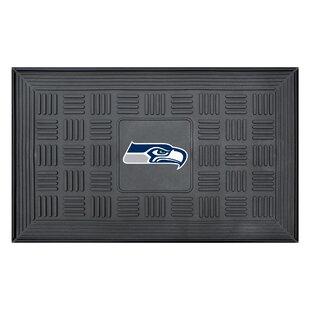 NFL - Seattle Seahawks Medallion Doormat ByFANMATS