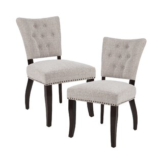 Idabel Upholstered Dining Chair (Set of 2..