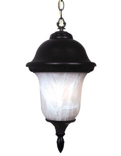 Special Lite Products Glenn Aire Chain 3-Light Outdoor Hanging Lantern