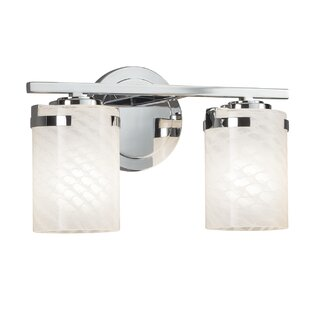 Brayden Studio Luzerne 2-Light LED Vanity Light
