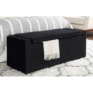 Best Reviews Fasching Upholstered Shoe Storage Bench By Red Barrel Studio