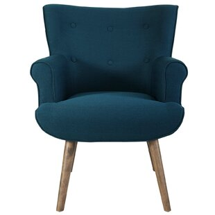 Sam Upholstered Armchair by George Oliver