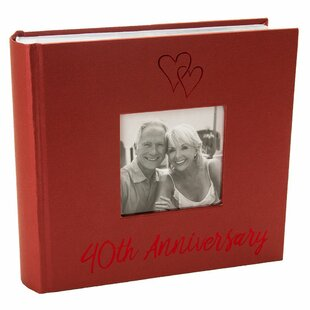 40th Wedding Anniversary Gifts.40th Wedding Anniversary Gifts Wayfair Co Uk