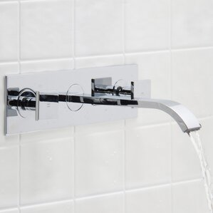 Bathroom Faucets Wayfair knob handle bathroom sink faucets you'll love | wayfair