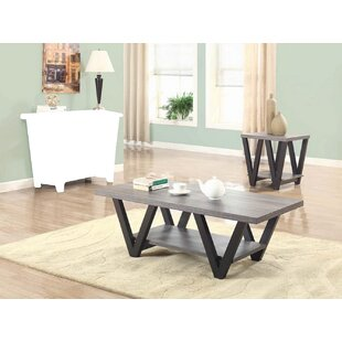 Duwayne 2 Piece Coffee Table Set by Ivy Bronx