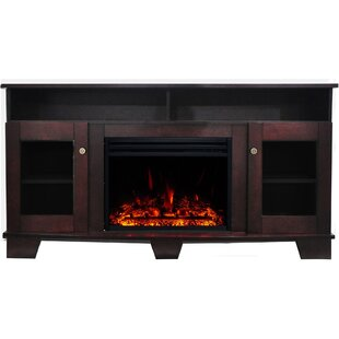 Savona Electric TV Stand For TVs Up To 60