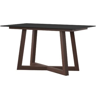 Dobbs Extendable Dining Table Mercury Row