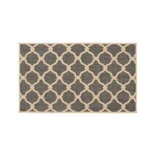 Jaya Arietta Gray Indoor/Outdoor Area Rug