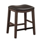 Garin 25'' Counter Stool (Set of 2) by Foundry Select
