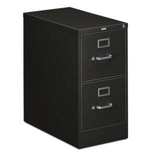 310 Series 2-Drawer Letter Vertical Filing Cabinet by HON New Design