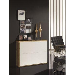 Johson 16 Pair Shoe Storage Cabinet By Ebern Designs