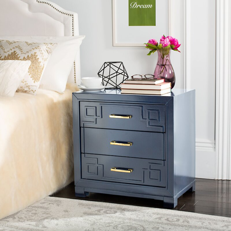 Bindera 3 - Drawer Nightstand