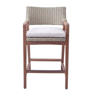 Stasya 27 Bar Stool Bungalow Rose