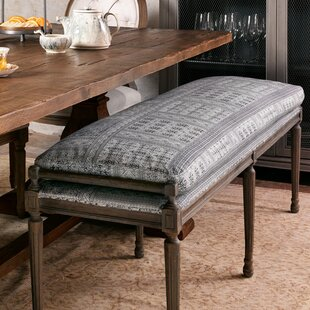 Design Tree Home Lucy Upholstered Bench