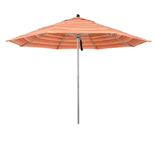 McKenney 11' Market Sunbrella Umbrella by Darby Home Co