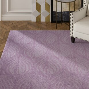Buying Jemma Hand-Tufted Lavender Area Rug By Mercer41