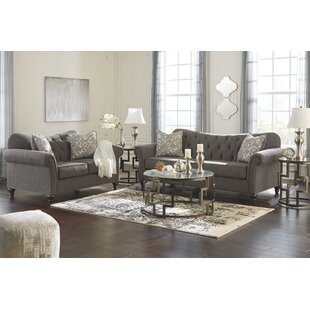 Canaday Configurable Living Room Set by House of Hampton