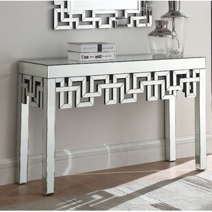 Everly Quinn Luong Console Table