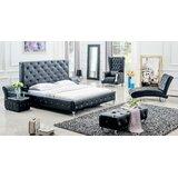 Yuvi King Standard 5 Piece Bedroom Set by Orren Ellis