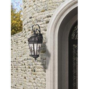 Bedarra 3-Light Outdoor Wall Lantern by A..