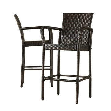 new arrival 4ff1b 0fb79 Outdoor Barstools | Joss & Main