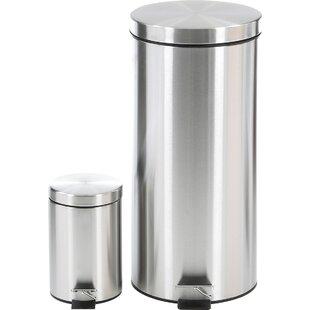Trash Cans + Wastebaskets - Modern & Contemporary Designs | AllModern