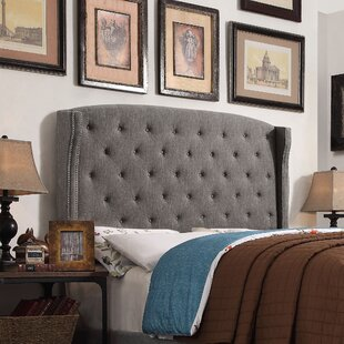 Find the perfect Rawlinson Upholstered Panel Headboard by Charlton Home