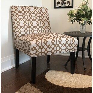 Winston Porter Ellender Slipper Chair