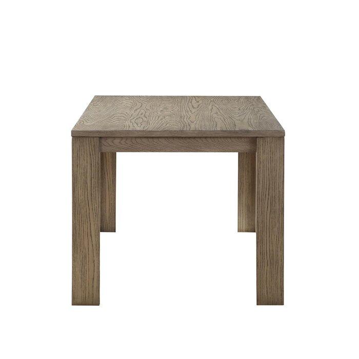 Madie Block Leg Dining Table